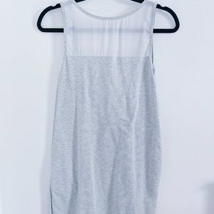 Zara Low Back Pocket Dress